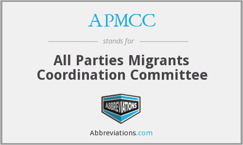 What does APMCC stand for?
