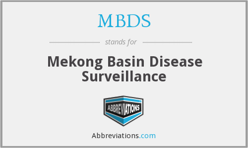 What does MBDS stand for?
