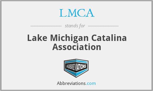 LMCA - Lake Michigan Catalina Association