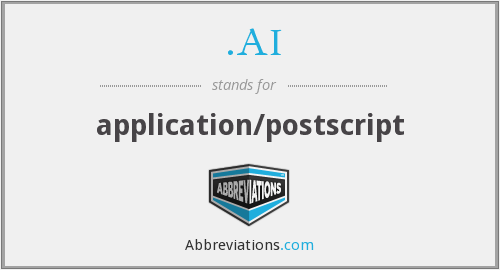 .AI - application/postscript