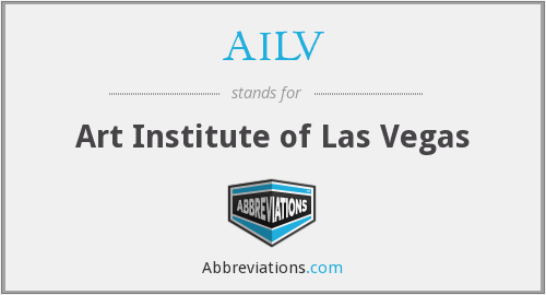 What does AILV stand for?