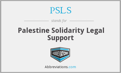 What does PSLS stand for?