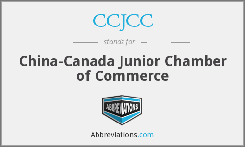 What does CCJCC stand for?