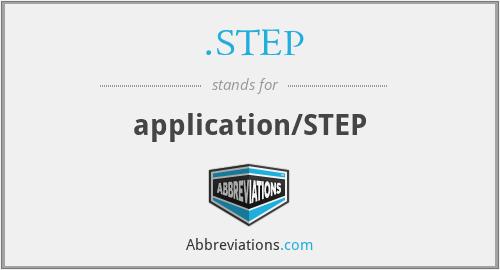 .STEP - application/STEP