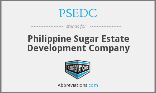 What does PSEDC stand for?