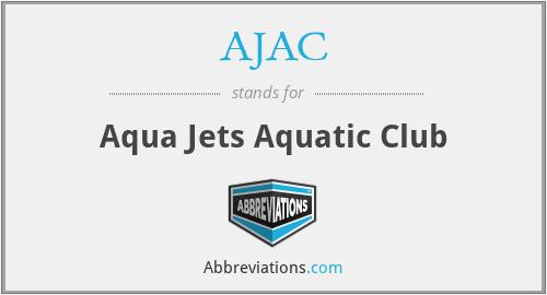 AJAC - Aqua Jets Aquatic Club
