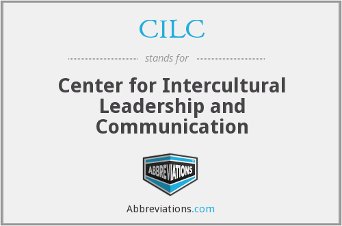 CILC - Center for Intercultural Leadership and Communication
