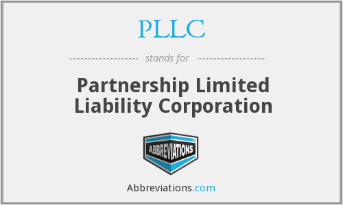 What does PLLC stand for?