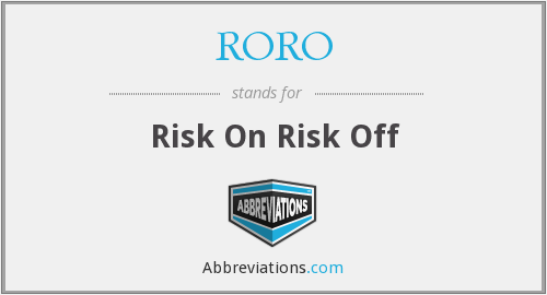 What does RORO stand for?