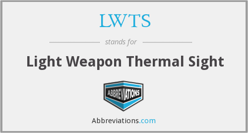 What does LWTS stand for?