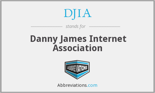 DJIA - Danny James Internet Association