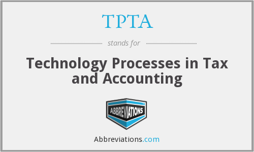 What does TPTA stand for?