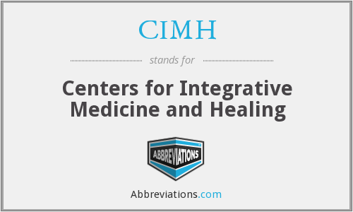 CIMH - Centers for Integrative Medicine and Healing
