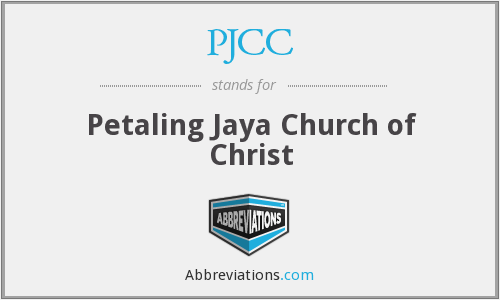 What does PJCC stand for?