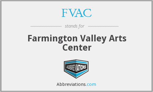 What does FVAC stand for?