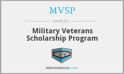 What does MVSP stand for?