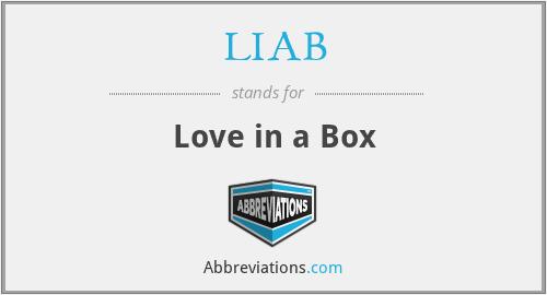 LIAB - Love in a Box
