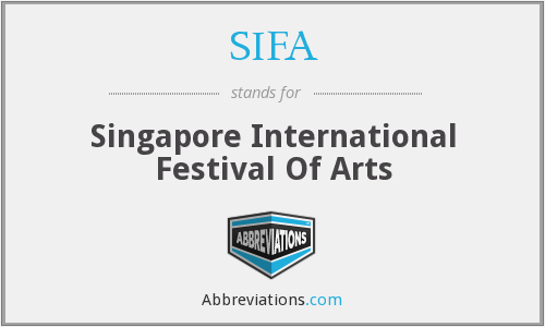 What does SIFA stand for?