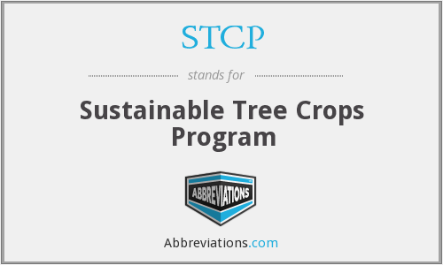 STCP - Sustainable Tree Crops Program