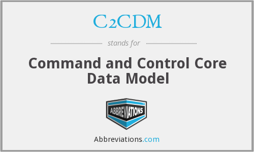 What does C2CDM stand for?