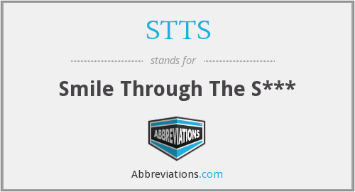 What does STTS stand for?