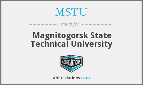 What does magnitogorsk stand for?