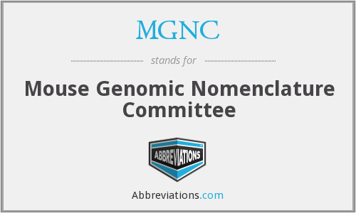 What does MGNC stand for?
