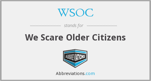 What does scare stand for?