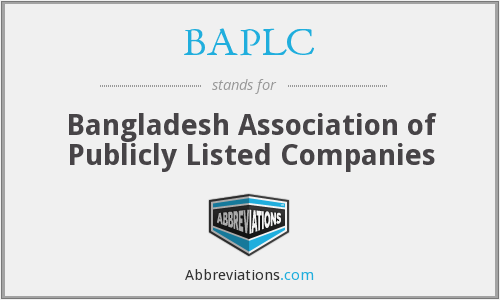What does BAPLC stand for?