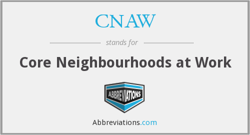 What does CNAW stand for?