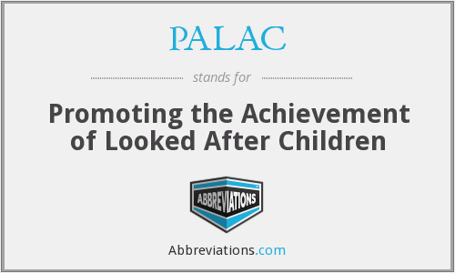 What does PALAC stand for?