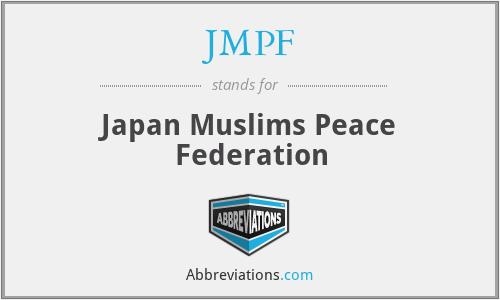 JMPF - Japan Muslims Peace Federation