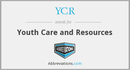 YCR - Youth Care and Resources