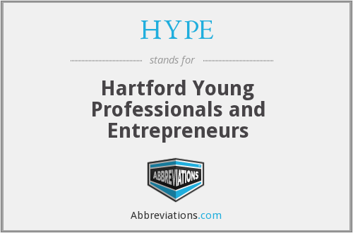 HYPE - Hartford Young Professionals and Entrepreneurs
