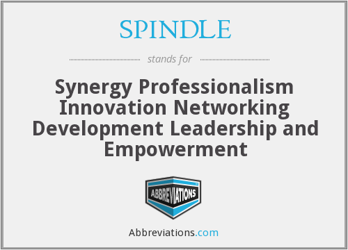 What does SPINDLE stand for?