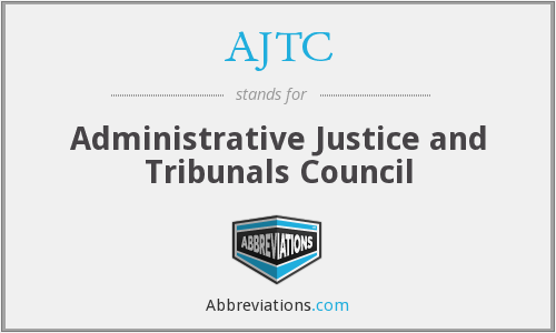 What does AJTC stand for?