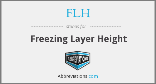 FLH - Freezing Layer Height