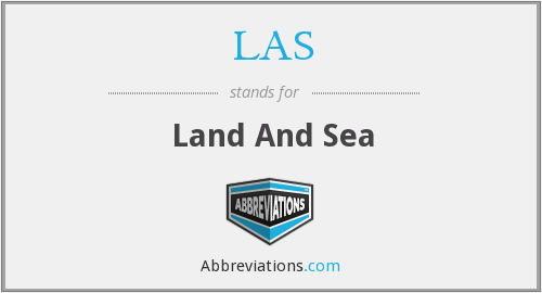 LAS - Land And Sea