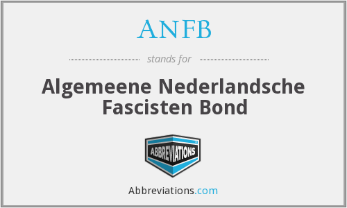 What does ANFB stand for?