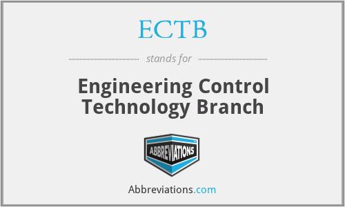 ECTB - Engineering Control Technology Branch