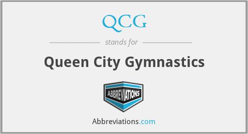 QCG - Queen City Gymnastics