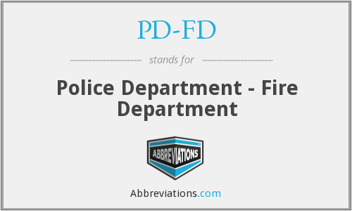 What does PD-FD stand for?