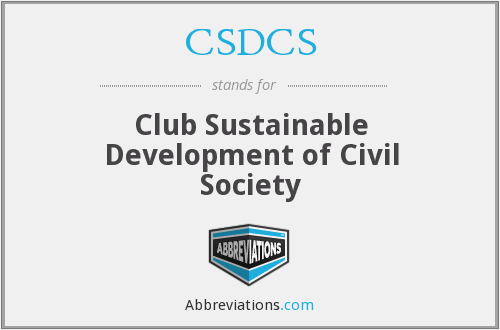 What does CSDCS stand for?