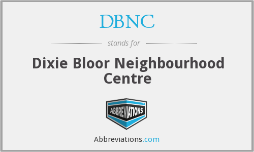 What does DBNC stand for?