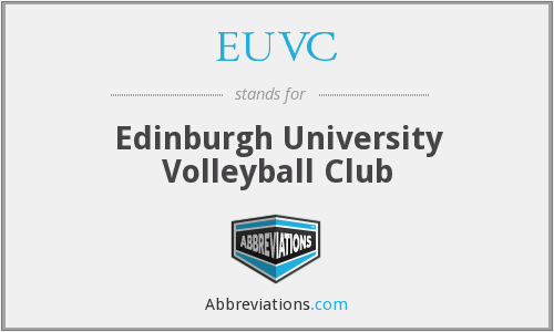 What does EUVC stand for?