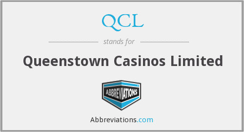 QCL - Queenstown Casinos Limited