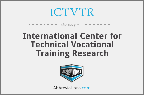 What does ICTVTR stand for?