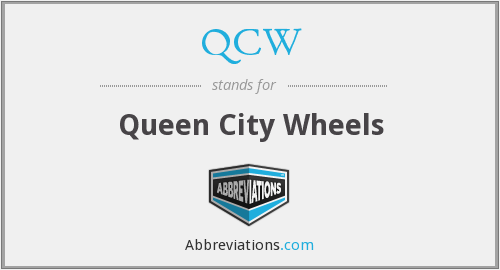 QCW - Queen City Wheels
