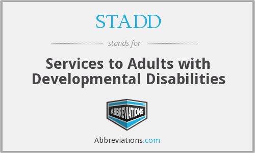 What does STADD stand for?