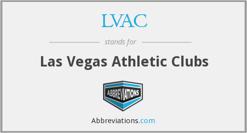 What does LVAC stand for?